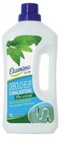 Etamine du Lys, Organiczny Płyn do Udrożniania i Oczyszczania Rur Kanalizacyjnych, 1000 ml