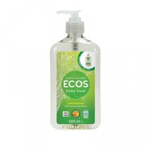 Earth Friendly Products, Mydło w płynie, Trawa Cytrynowa, 500ml