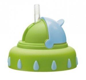 Bibi Swiss, Nakładka na kubek ze słomką/ zielony