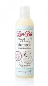 Love Boo, Delikatny szampon włoski Miękkie i Lśniące dla Maluszka, 250ml