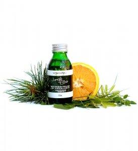 Uoga Uoga, Naturalny olejek do włosów Jungle Elixir, 100ml