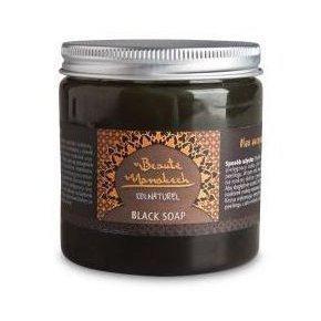 Czarne mydło naturalne SAVON NOIR 200 g