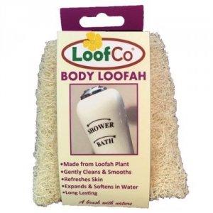 Myjka do ciała z naturalnej rośliny loofah