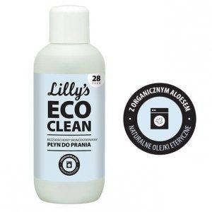 Bezzapachowy Skoncentrowany płyn do prania z organicznym aloesem 1000ml