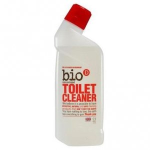 Płyn do mycia toalet skoncentrowany EKO 750 ml