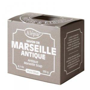 Mydło Marsylskie 100% Oliwkowe (bez oleju palmowego) 230g