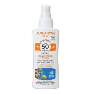 Spray z filtrem SPF 50 wersja podróżna 90g