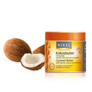 Masło kokosowe z Marchewką ochrona UV 250ml