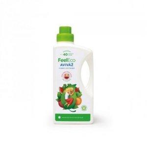 Ekologiczny płyn zmiękczający do tkanin o zapachu owocowym 1L