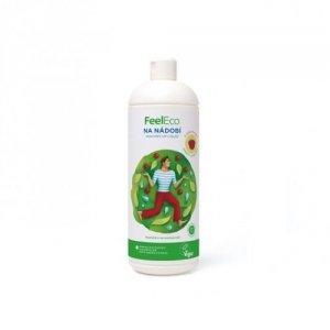 Ekologiczny płyn do mycia naczyń, owoców i warzyw o zapachu malinowym 1L