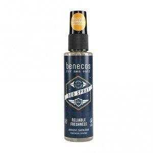 For men only – Naturalny odświeżający deo spray dla mężczyzn 75ml