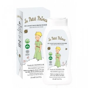 Le petit prince - Skin-Protective Wash ochronny organiczny żel do mycia ciała i włosów dla dzieci 250ml