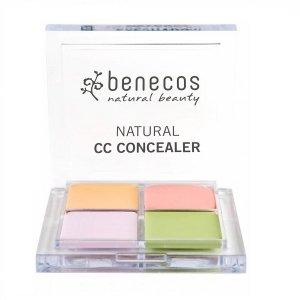 Benecos - Natural CC Concealer naturalny korektor CC w 4 odcieniach 5ml