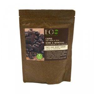 Ecolab - Face And Body Scrub peeling do twarzy i ciała Coffee & Chocolate 200g