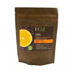 Ecolab - Body Scrub peeling do ciała Coffee & Orange 200g