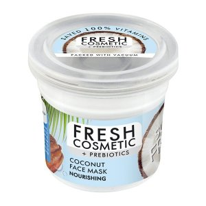 Fito cosmetics - Fresh Cosmetic + Prebiotics Nourishing Coconut Face Mask odmładzająco-odżywcza kokosowa maska do twarzy 50ml