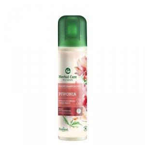 Farmona - Herbal Care Dry Shampoo 2 in1 suchy szampon do włosów Piwonia 180ml