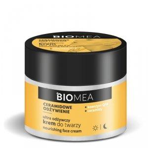 Farmona - Biomea ultra odżywczy krem do twarzy na dzień i na noc Ceramidowe Odżywienie 50ml