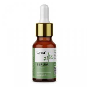 Lynia - Serum anti-acne z olejem konopnym i olejkiem lawendowym 15ml