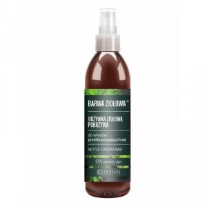 Barwa - Ziołowa odżywka ziołowa do włosów przetłuszczających się w spray'u Pokrzywa 250ml