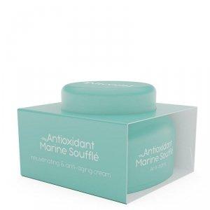 Nacomi - Antioxidant Marine Souffle kremowy suflet antyoksydacyjny przeciwzmarszczkowy do twarzy 50ml