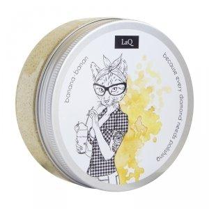 Laq - Wash and Scrub peeling myjący do ciała Banan 200ml