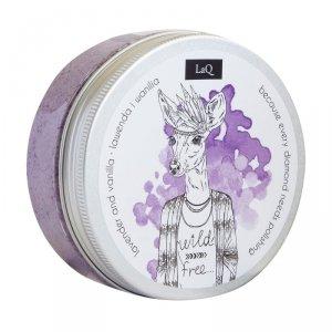 Laq - Wash and Scrub peeling myjący do ciała Lawenda i Wanilia 200ml