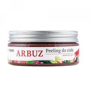 Mohani - Wild Garden nawilżający peeling do ciała Arbuz 150g