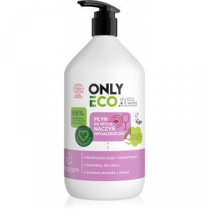 Onlyeco - Hipoalergiczny płyn do mycia naczyń 1000ml