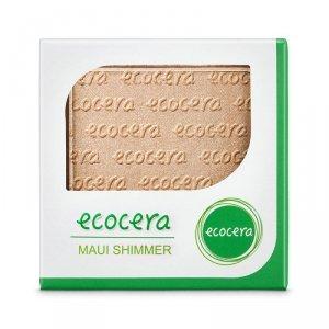 Ecocera - Shimmer Powder puder rozświetlający Maui 10g