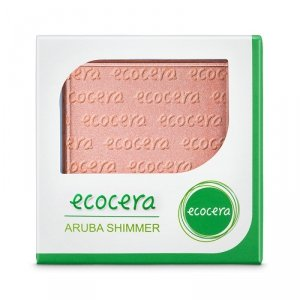 Ecocera - Shimmer Powder puder rozświetlający Aruba 10g