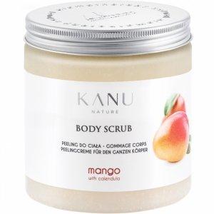 Kanu nature - Body Scrub peeling do ciała Mango z Nagietkiem 350g