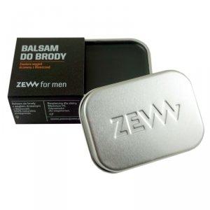 Zew for men - Balsam do brody z węglem drzewnym z Bieszczad 80ml