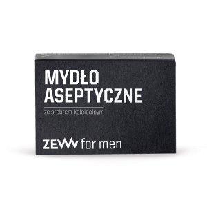Zew for men - Mydło aseptyczne ze srebrem koloidalnym 85ml