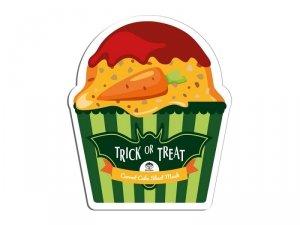 Dr. mola - Trick Or Treat Carrot Cake Sheet Mask rozjaśniająca maseczka w płachcie z ekstraktem z marchwi 23ml