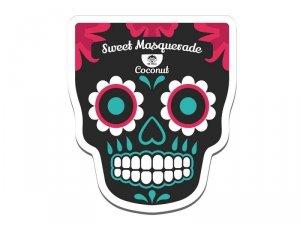 Dr. mola - Sweet Masquarade Coconut Sheet Mask nawilżająco-odżywcza maseczka w płachcie 23ml