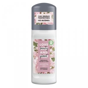 Love beauty and planet - Pampering Deodorant dezodorant w kulce Muru Muru Butter & Rose 50ml