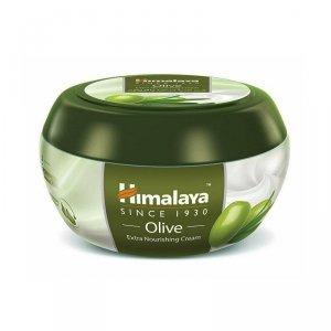 Himalaya - Olive Extra Nourishing Cream odżywczy krem oliwkowy do twarzy i ciała 150ml