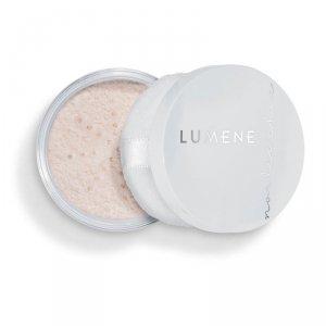 Lumene - Nordic Chic Sheer Finish Loose Powder puder sypki do twarzy Translucent 8g