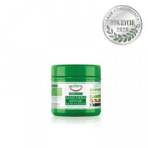 Equilibra - Tricologica Restructuring Mask Hair naprawcza maska do włosów restrukturyzacyjna 250ml