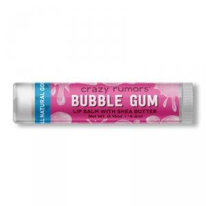 Crazy rumors - Naturalny balsam do ust Bubble Gum 4.4ml