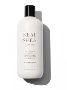 Rated green - Real Shea odżywczy szampon do włosów 400ml