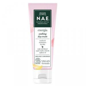 N.a.e - Energia Soothing Day Cream łagodzący krem do twarzy na dzień 50ml