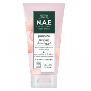N.a.e - Purezza Purifying Cleansing Gel żel oczyszczający z organiczną wodą z róży damasceńskiej 150ml