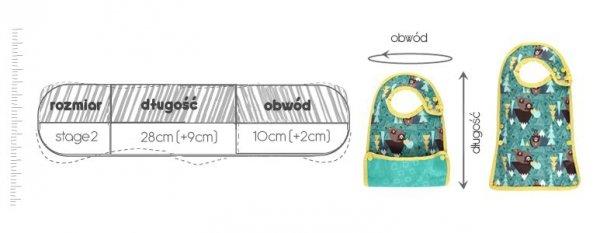 Close, Śliniak z kieszonką, Twilight Garden, STAGE 2