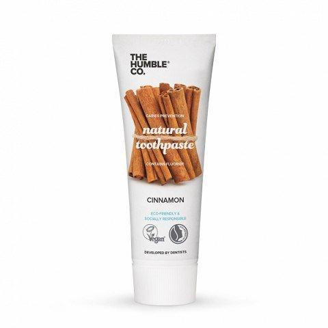 HUMBLE BRUSH Naturalna pasta do zębów na przebarwienia CINNAMON 75ml