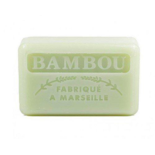 FOUFOUR Mydło marsylskie BAMBUS masło shea 125g