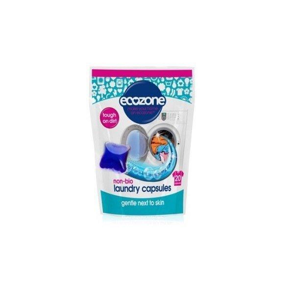 ECOZONE Kapsułki do prania non-bio 20szt