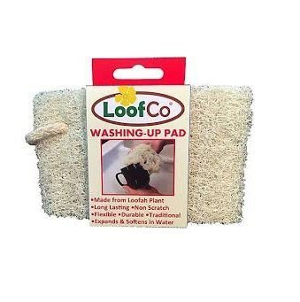 LoofCo Myjka do naczyń z naturalnej rośliny Loofah