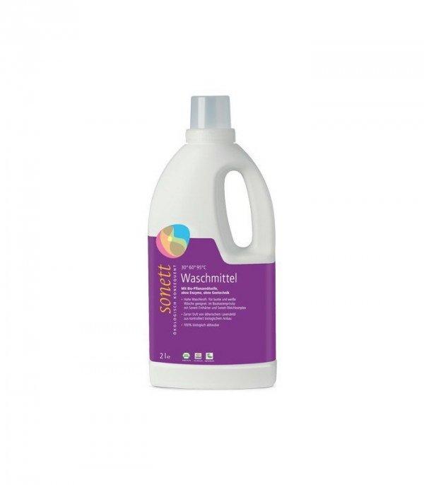 SONETT Ekologiczny, wegański płyn do prania LAWENDOWY 2L